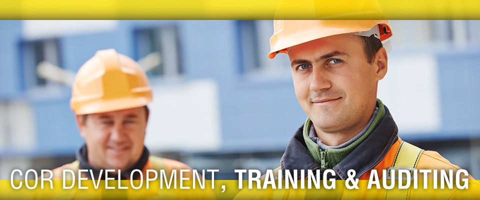 COR DEVELOPEMENT, TRAINING & AUDITING | construction workers